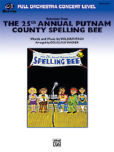 William Finn - 25th Annual Putnam County Spelling Bee