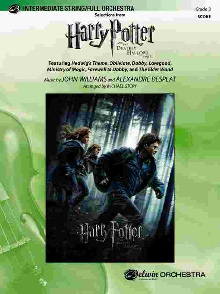Selections from Harry Potter and the Deathly Hallows, Part 1