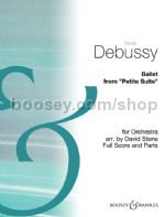 Claude Debussy - Ballet -from Petit Suite