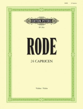 Pierre  Rode - 24 Caprices