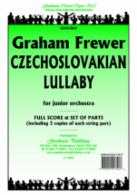 Graham Frewer - Czechoslovakian Lullaby