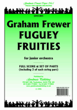 Graham Frewer - Fuguey Fruities