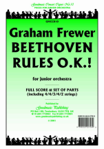 Graham Frewer - Beethoven Rules ok!