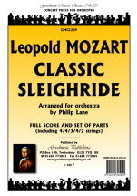 Leopold Mozart - Classic Sleighride