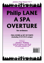 Philip Lane - A Spa Overture