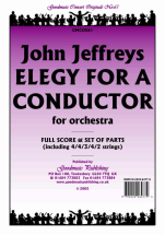 John Jeffreys - Elegy for a conductor