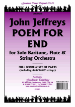 John Jeffreys - Poem for End