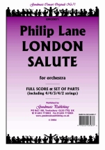 Philip Lane - London Salute