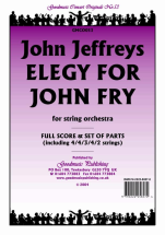 John Jeffreys - Elegy for John Fry