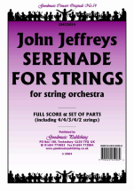 John Jeffreys - Serenade for Strings