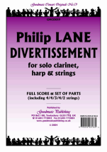 Philip Lane - Divertissement