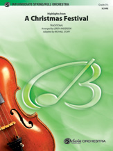 Leroy Anderson - Highlights from Christmas Festival