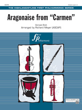 Aragonaise from Carmen