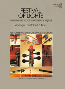 Robert S. Frost - Festival of Lights