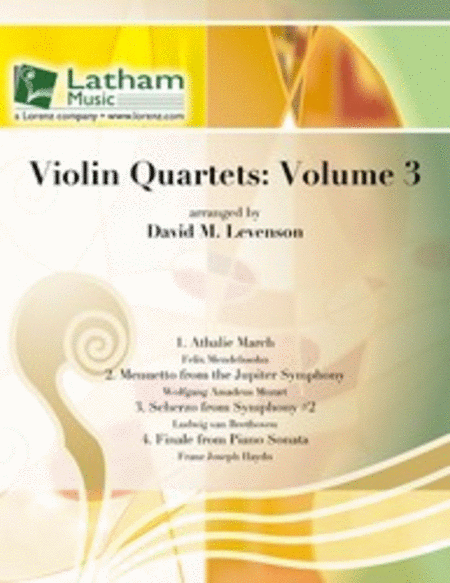 Violin Quartets vol.3