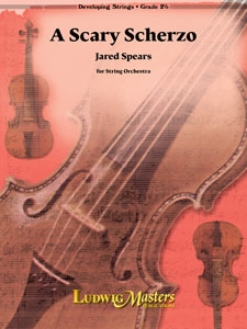 Jared Spears - A Scary Scherzo