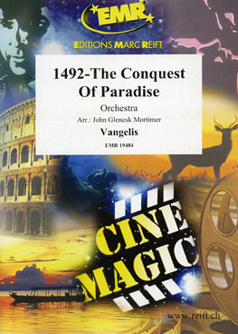 Vangelis - 1492- The Conquest of Paradise