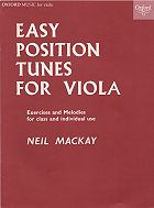 Neil MacKay - Easy Position Tunes for Viola